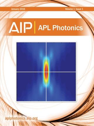 APL Photonics Bild